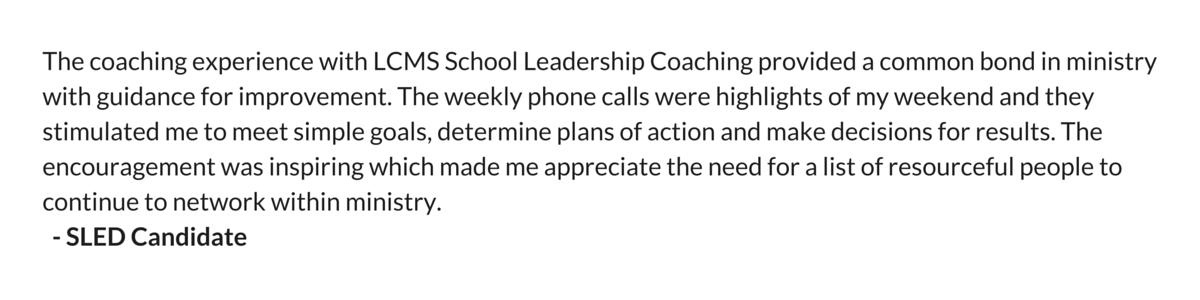 Coaching Testimonial 6